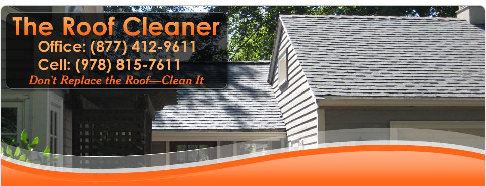 Roof Cleaning | Tewksbury, MA